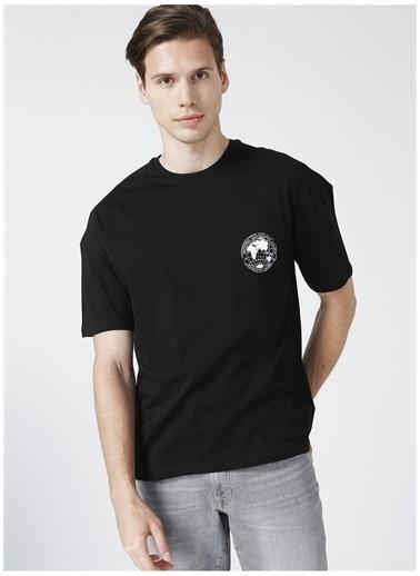 National Geographic National Geographic T-Shirt Siyah